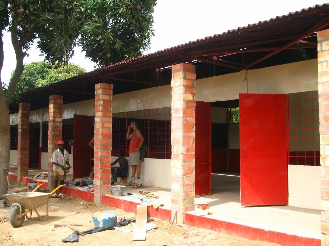 Cherno Baba Nursery School, Manjai Kunda