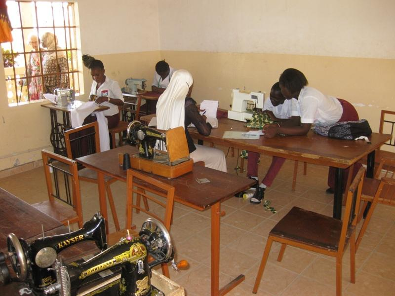 Gambia Home Economics Skills Centre, Old Jeshwang