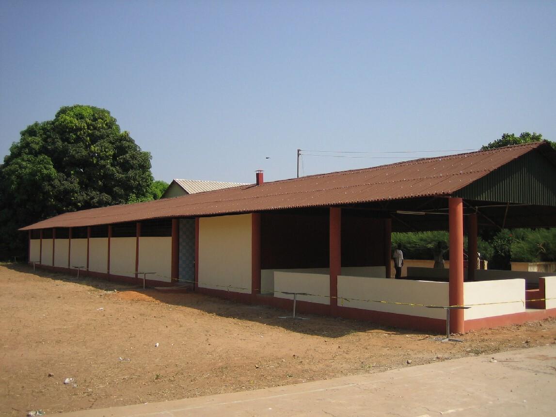 St. John's School for the Deaf, Kanifing
