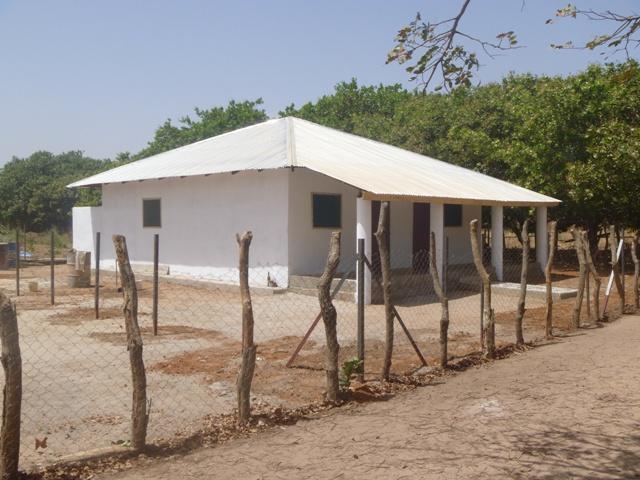 Kraamkliniek Tumani Tenda