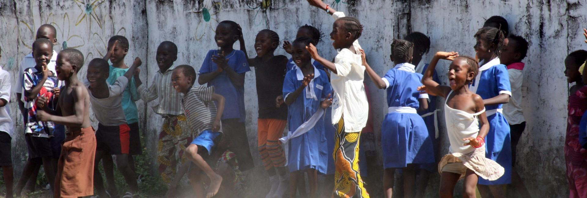 Stichting Buganala voor onderwijs in Gambia